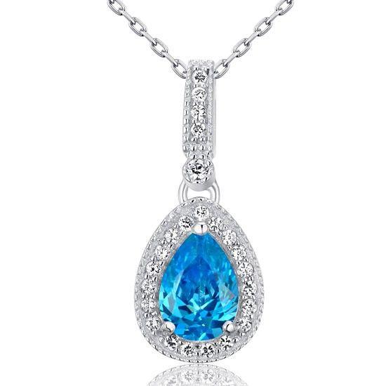 Colier Mademoiselle Blue Topaz 2 Carate Diamonds Argint 925 http://www.borealy.ro/bijuterii/coliere/colier-mademoiselle-blue-topaz-2-carate-diamonds.html