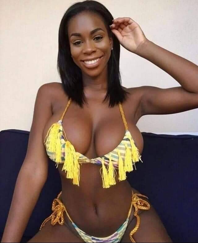 Sexy Ebony Girls