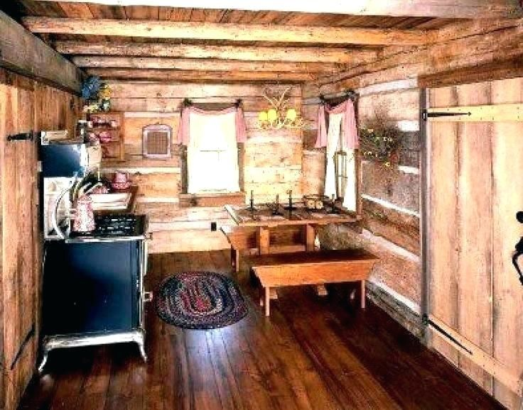 Little House Decorating Ideas In 2020 Cabin Interior Design Small Cabin Interiors Cabin Interiors