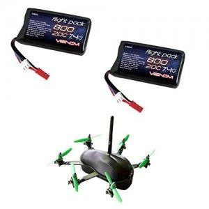 TBS-Gemini-RC-Drone-Quad-20C-2S-800mAh-74V-LiPO-Battery-by-Venom-2-Pack-0