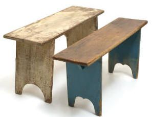 Love the simplicity of Shaker furniture