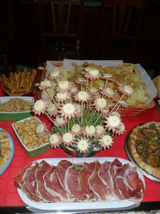 Buffet casalingo   (solo foto)
