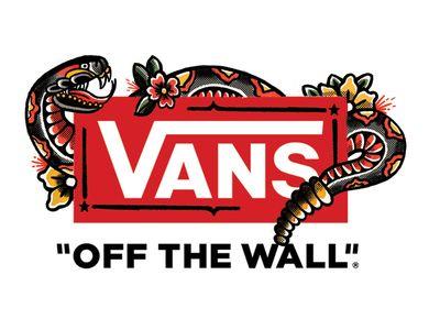 Snake Vans logo fan art Vans logo, Iphone wallpaper vans
