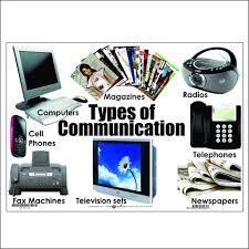Image result for types of communication equipment