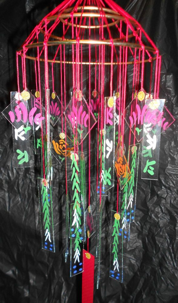 Want wind chimes asian style complaining