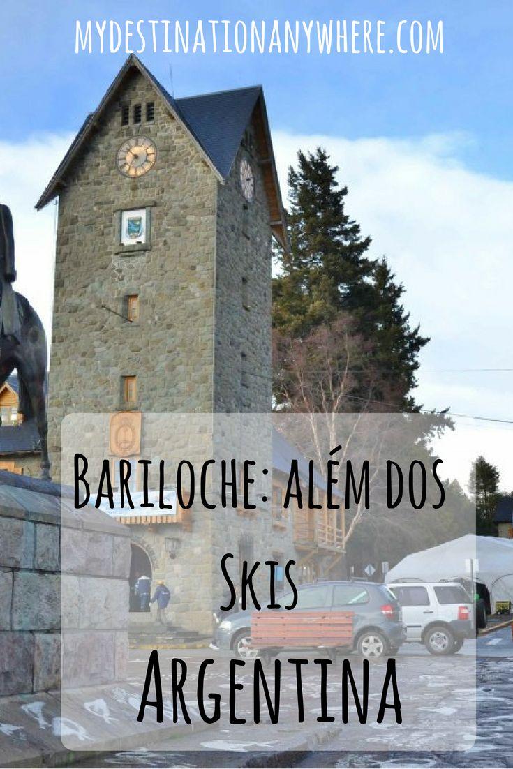 Centro de Bariloche: A Cidade Além dos Centros de Esqui