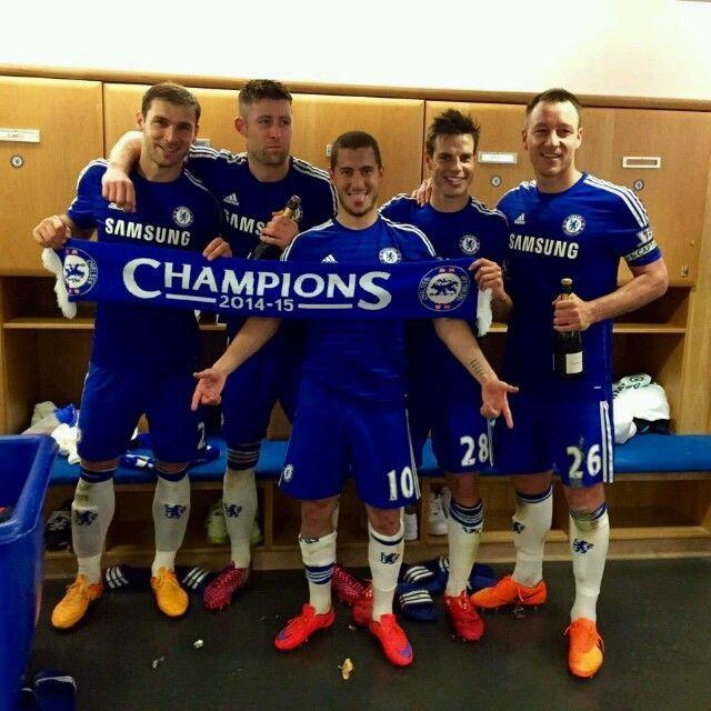 Brilliant day at the Bridge celebrating the Champions