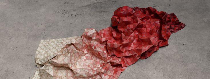 Innovativ, feinsinnig und formschön: Die Designerin Elisa Strozyk entlockt Materialien unverhoffte Eigenschaften und Funktionen und schafft dadurch sinnlich-poetische...