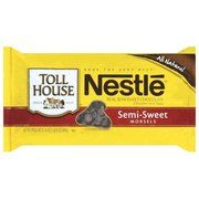 Nestle Toll House: Real Semi-Sweet Chocolate Morsels, 24 Oz