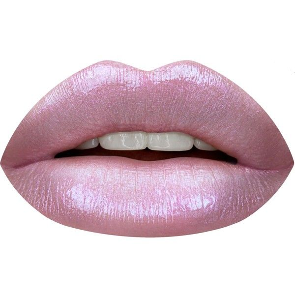HUDA BEAUTY Lip Strobe ($20) ❤ liked on Polyvore featuring beauty products, makeup, lip makeup, lips, lipstick, glossier makeup, gloss makeup, polish makeup and lip gloss makeup