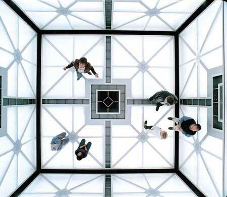 Cube film.