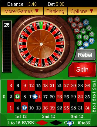 Euro Palace Casino - Roulette - Table Game