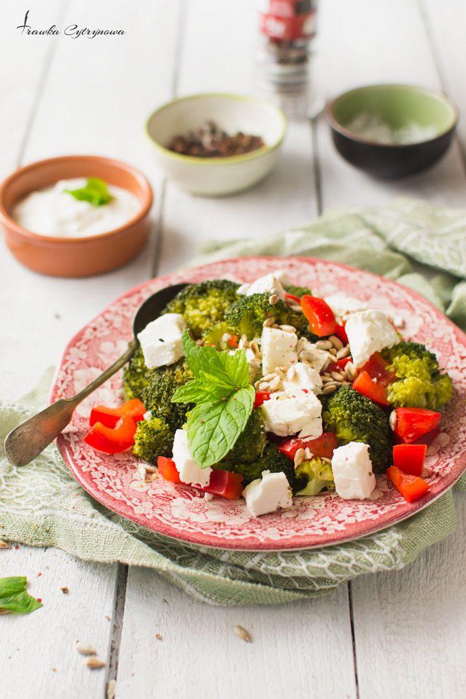 sałatka-brokułowa