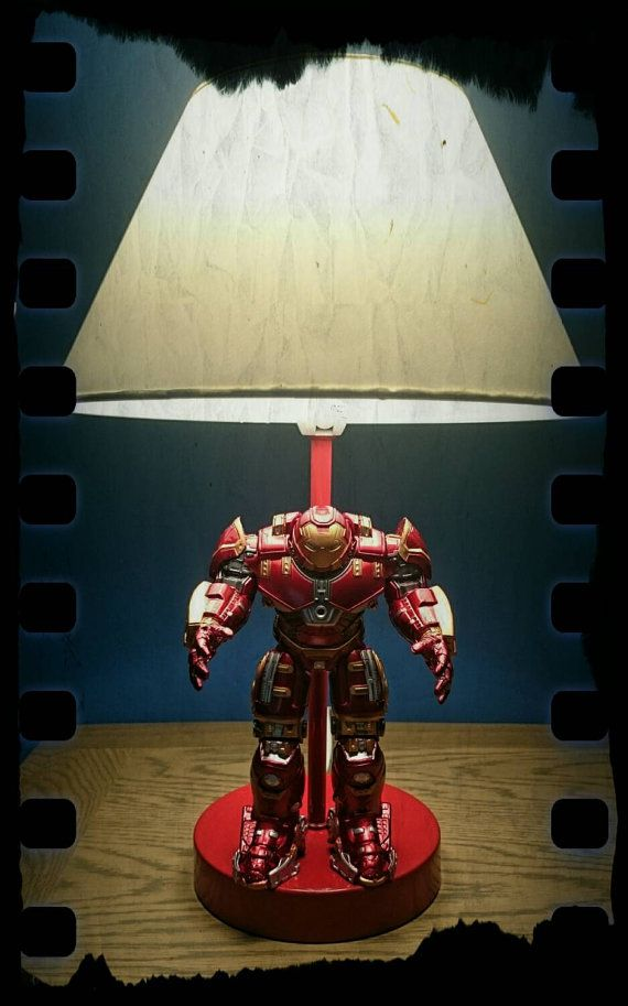 Avengers Iron Man Hulkbuster Age Of Ultron Lamp Marvel