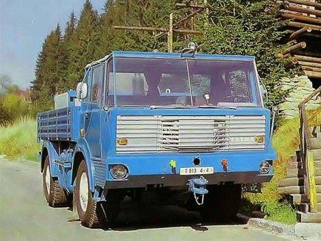 Tatra T813 4x4 65 t.