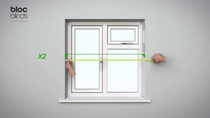 How to measure for the Award Winning BlocOut Blind which is to be Edge m...