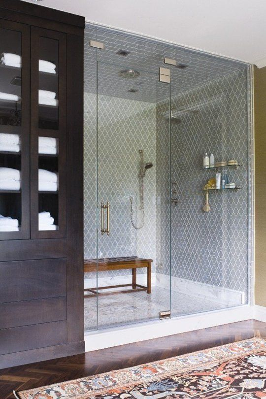 Showers So Large They'll Haunt Your Dreams | Apartment Therapy