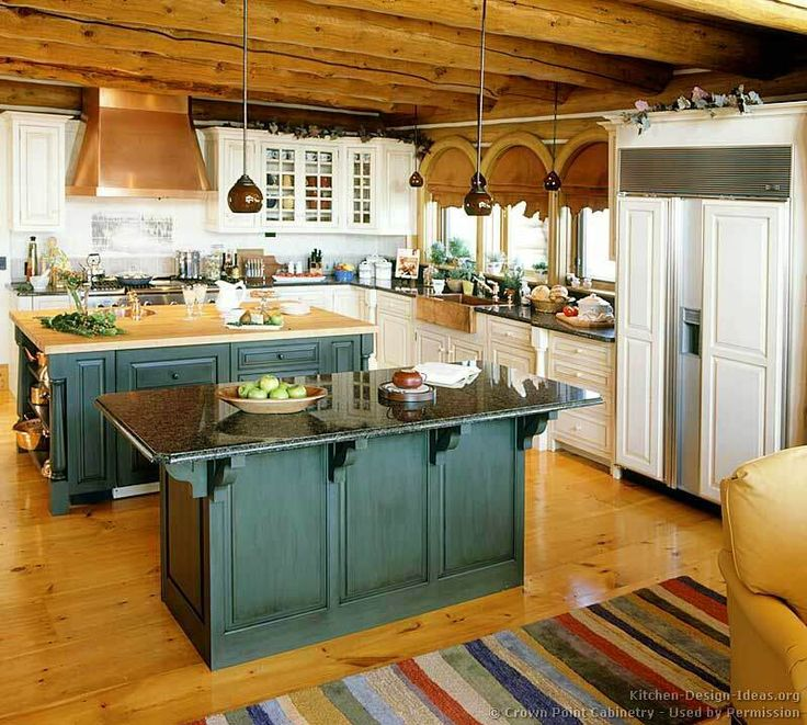 Home And Kitchen: 189 Best Images About Two Toned Kitchens On Pinterest