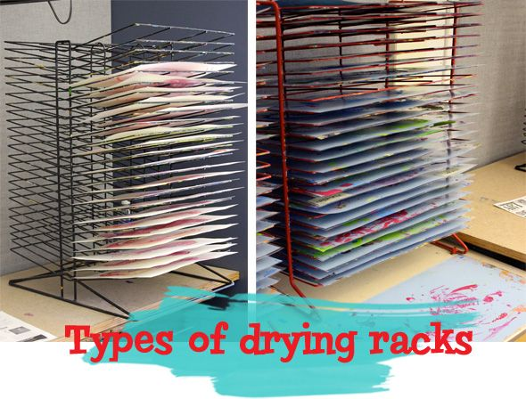 drying-rack tips from deep space sparkle