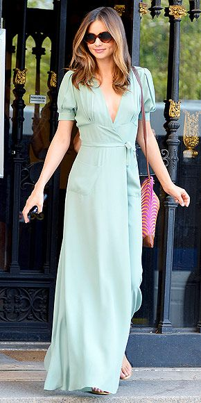 Stylish #formaldress in #pastel color!