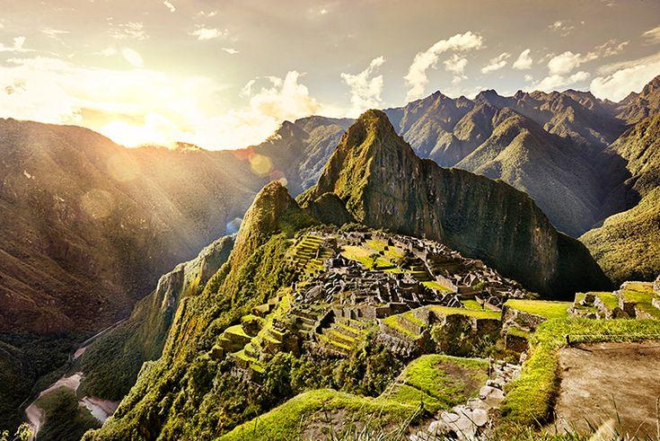 Machu Picchu, Peru #machupicchu #peru #travel #vacation #resa #semester