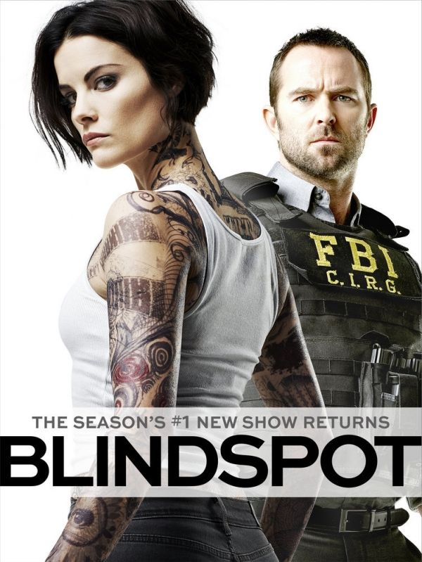 Cannot Wait For Blindspot tonight!!!!