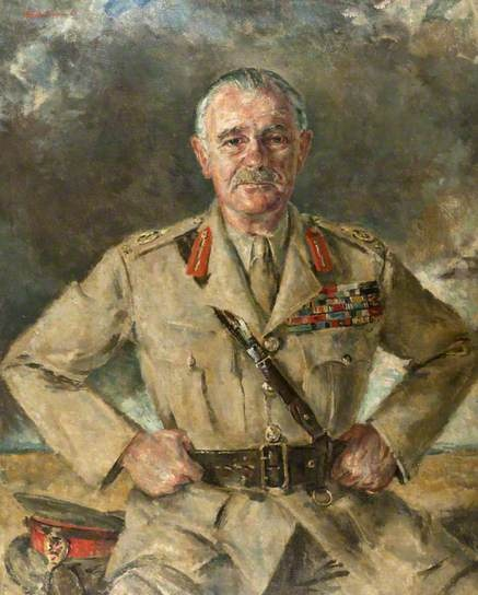 Field Marshal Earl Wavell (1883–1950)