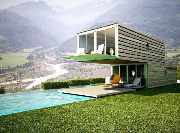 1000 Images About Container Homes Design On Pinterest