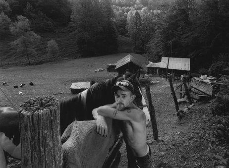 Shelby Lee Adams photographs the Ozarks.