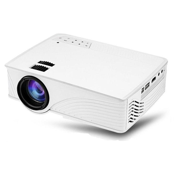 Portable Mini LED Projector 2000 Lumens Home Cinema Theater #homecinemaprojector #hometheatreprojectors