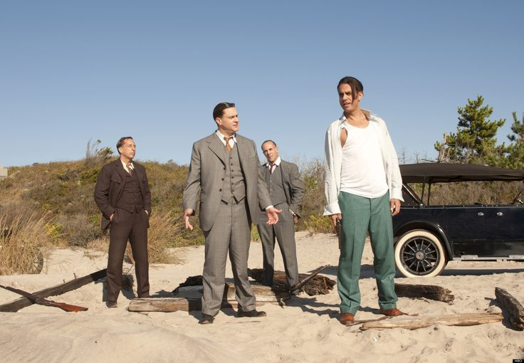 'Boardwalk Empire' Finale Delivers A Bloodbath