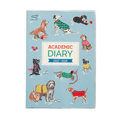 Dogs Academic Diary