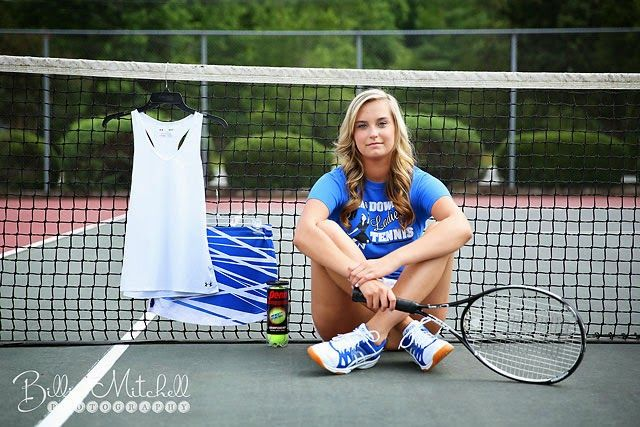 Image result for tennis senior picture ideas