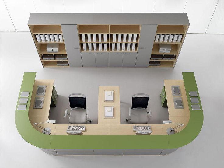 Mod. Marte reception comp. 83 Walco Office