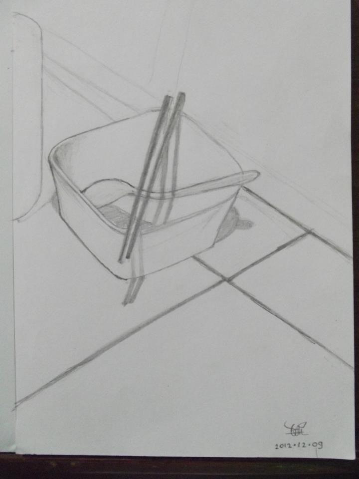 """bowls,chopsticks and spoons"""