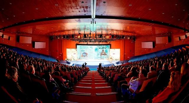 Centro de Congresos Principe Felipe - Príncipe Felipe Congress Center - Auditorio 2.242 pax - Auditorium 2,242 pax