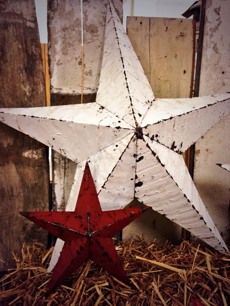Vintage original Amish Barn Stars From the USA.. Always in stock, and always in favour!