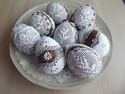 Velikonoční kraslice, veľkonočné   Medovníky Artmama.sk
