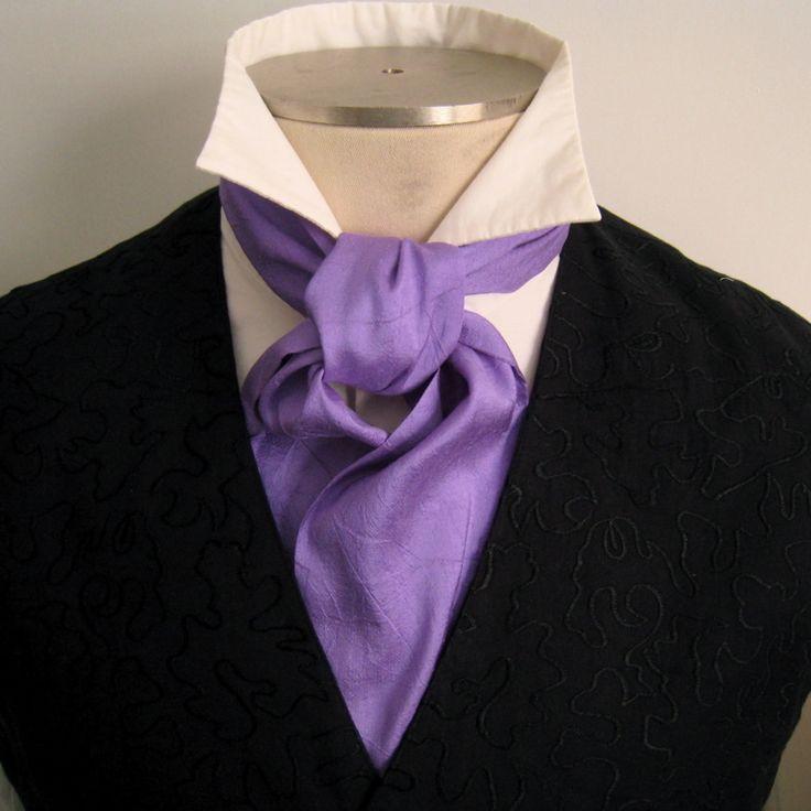 Cravat Knot tutorial: Gordion