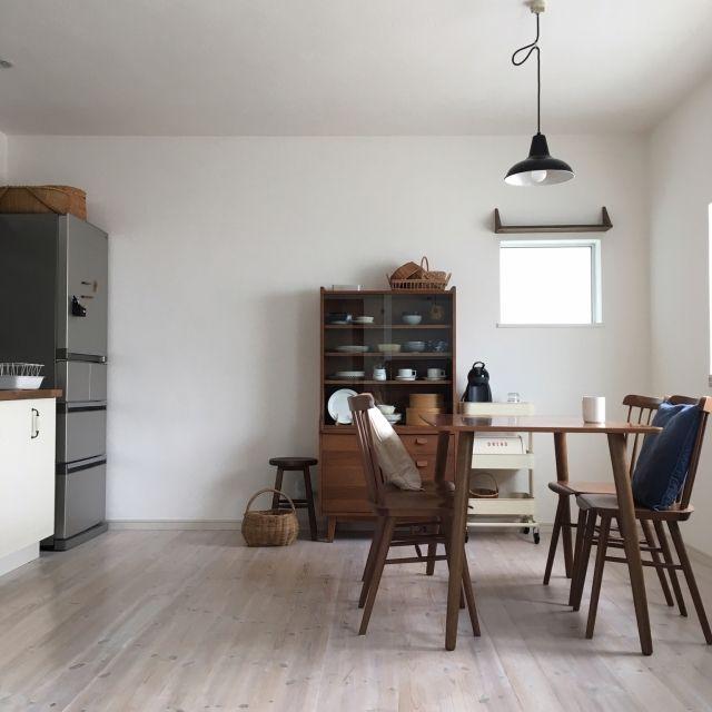 kajiさんの、部屋全体,IKEA,インテリア,リフォーム,unico,シンプル,後藤照明,ねこ部,整理収納部,ブログやってます,かご大好き,こどもと暮らす。,シンプリスト,ねこと暮らす。,のお部屋写真
