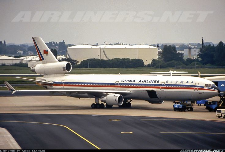 McDonnell Douglas MD-11 - China Airlines | Aviation Photo #2782975 | Airliners.net