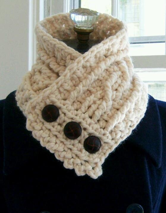 90 best Crochet Neck warmer images on Pinterest | Crochet scarves ...
