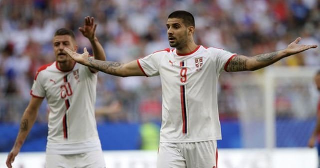 Serbia Wont Ease Off Against Switzerland At World Cup Mens Tops World Cup World Cup Match