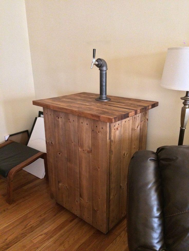 Danby DAR044A6BSLDB Kegerator Cabinet Build - Home Brew Forums