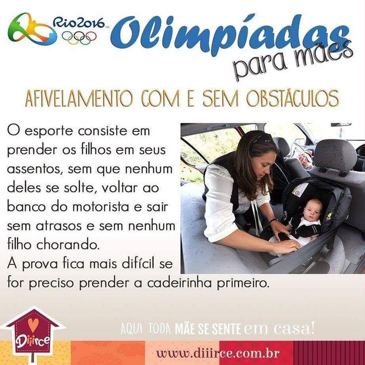 Somos mães atletas... Só falta nossa medalha de ouro! Acompanhe aqui e no Facebook todas as modalidades. #rio2016 #olimpiadas #olympics #vidademae #olimpiadasparamaes #jogosolimpicos #sermae #mamãe #meufilho #minhafilha