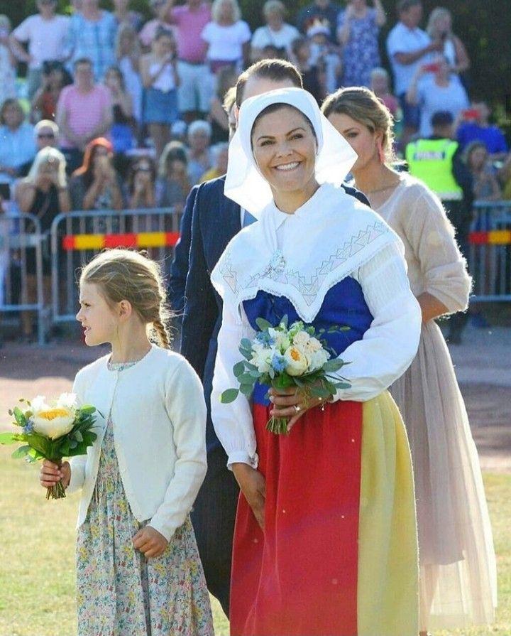 Estelle and Victoria, 2019 in 2020 Princess victoria