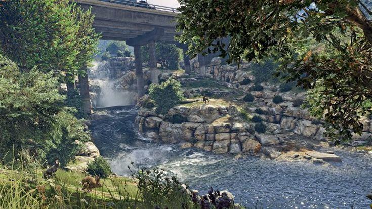GTA 5 PC: újabb képeken feszítenek a rosszfiúk - 7. kép