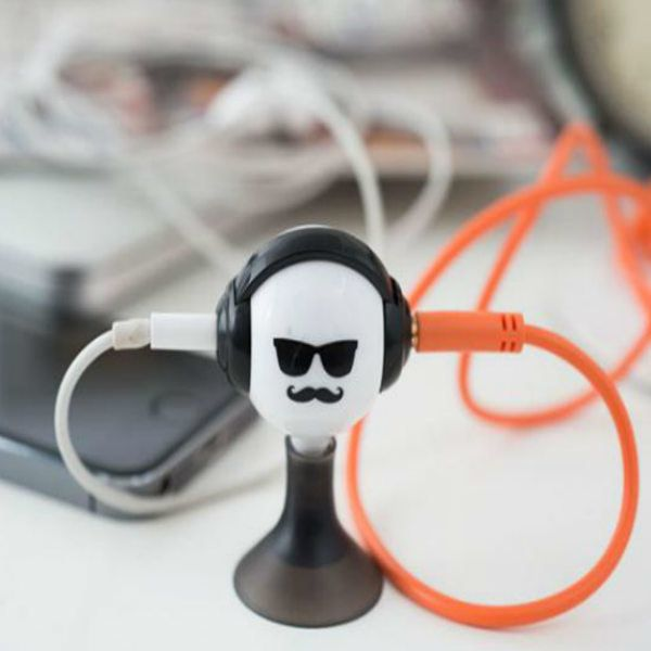 Headset Splitter Music Share Device Adapter For Cellphone MP3 MP4