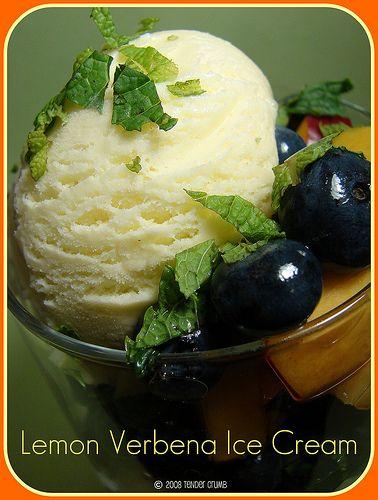 Lemon Verbena Cake Recipe