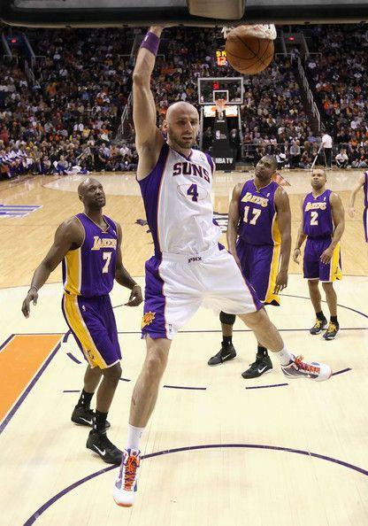 Marcin Gortat - Phoenix Suns, 2010-2013
